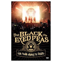 Dvd Original The Black Eyedpeas Live From Sydney To Vegas