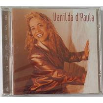 Cd Vanilda De Paula Essência (2006) Lacrado Aa1000 Raridade