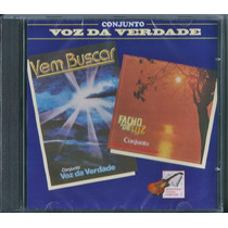Cd Voz Da Verdade - Vem Buscar / Facho De Luz (2 Em 1)