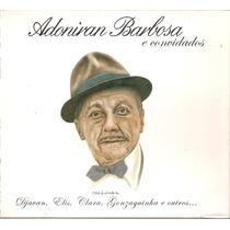 Cd Adonivan Barbosa E Convidados - Djavan, Elis... - Novo***