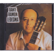 Dante Ramon Ledesma - Cd América Latina - Lacrado