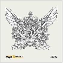 Jorge E Mateus - Os Anjos Cantam (cd Original E Lacrado)