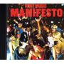 Cd Europeu - Roxy Music - Manifesto (excelente!)***