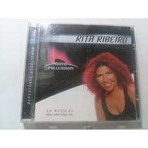 Cd Rita Ribeiro (original) Frete R$ 8,00