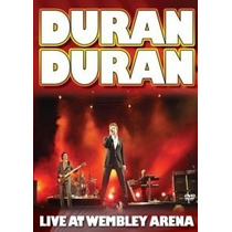 Dvd - Duran Duran - Live At Wembley Arena - Lacrado