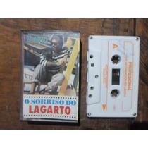 Fita Cassete K7 - Novela O Sorriso Do Lagarto