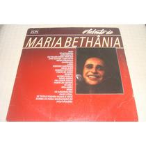 Maria Bethânia, O Talento, Album 2 Lp, Ele Falava Nisso Todo