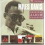 Box 5 Cds - Miles Davis - Original Album Classics - Lacrado