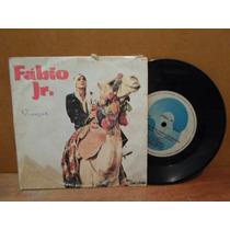 Disco Compacto Vinil - Não É Lp - Fábio Júnior Jr. - 1982