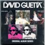 Box Cd David Guetta - Original Album Series - Novo***