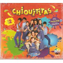 Cd Chiquititas - Volume 2 ( Lacrado ) 2013