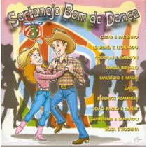 Cd Sertanejo Com De Dançar - Coletânea Vol. 03 Novo***