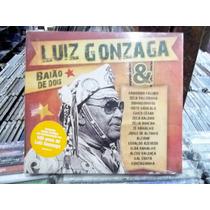 Luiz Gonzaga Baião De Dois Cd Original Novo Lacrado