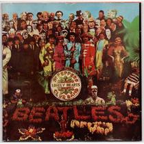 Cd The Beatles - Sgt Pepper
