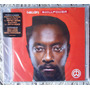 Cd Will.i.am - #willpower Lacrado Britney, Justin Bieber