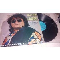 Disco Vinil Lp - Nilton Lamas - O Cantor Apaixonado Vol. 5