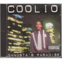 Cd Coolio - Gangsta Paradise ( Tommy Boy ) 1995