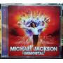 Michael Jackson Immortal Cd Novo Lacrado Original Ótimo Preç