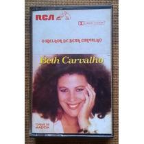 Beth Carvalho - Toque De Malícia - Fita Cassete De 1988 K7