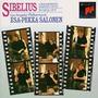 Cd Sibelius - Legends, Op.22 - Esa-pekka Salonen