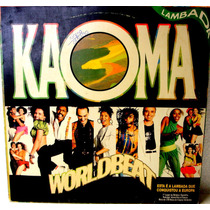 Vinil / Lp - Kaoma - Worldbeat - 1989