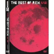Dvd Rem - The Best Of R.e.m - Original- Semi-novo