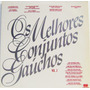 Vinil/lp: Coletânes - Os Melhores Conjuntos Gaúchos Vol.2