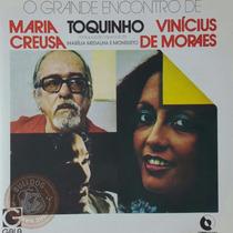 Vinicius De Moraes Cd Toquinho Disco Maria Creuza Gala 79 A5