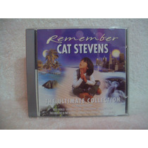 Cd Cat Stevens- Remember- The Ultimate Collection