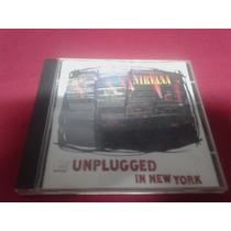 Cd Nirvana Unplugged In New York