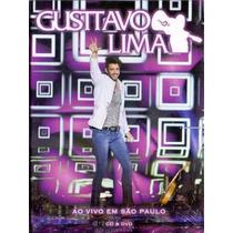 Box Dvd + Cd Gusttavo Lima - Ao Vivo Em São Paulo
