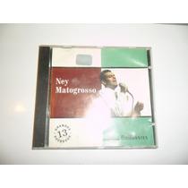Cd - Ney Matogrosso - 13 Grandes Sucessos