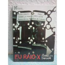Dvd E Cd- Isabella Taviani-eu Raio X-original ,lacrado