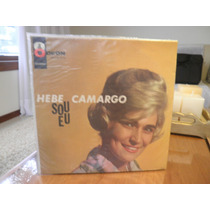 Vinil Hebe Camargo - Hebe Sou Eu