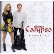 Cd Banda Calypso - Acústico - Novo***
