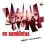 Cd Conjunto A Voz Do Morro - Os Sambistas ( Estado De Novo )