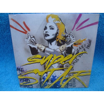 Cd Single Madonna Superstar Lacrado Arte Som