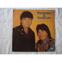Teodoro E Sampaio-lp-vinil-quando A Saudade Aperta-mpb