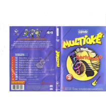 Dvd Multiokê O Melhor Do Sertanejo Volume 2