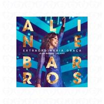 Cd Aline Barros Extraordinária Graça (somos Loja Física!)