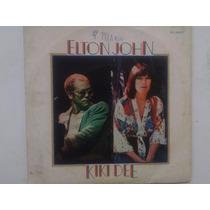 Compacto Elton John Kiki Dee Ja 61