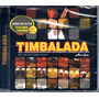 Cd - Timbalada Ao Vivo 2007(com Carlinhos Brown)
