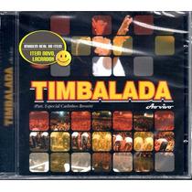 Cd - Timbalada Ao Vivo 2007(com Carlinhos Brown)