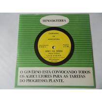 Luiz Vieira E Trionagô - Hino Da Terra - Compacto - Ep11