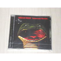 Cd Uriah Heep - Innocent Victim (expanded Remaster + 6 Bônus