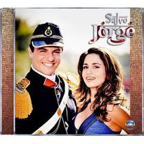 Cd Trilha Da Novela Salve Jorge - Nacional (lacrado)