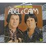 Lp Abel E Caim Quarto De Saudade - Sertanejo Copacabana 1980