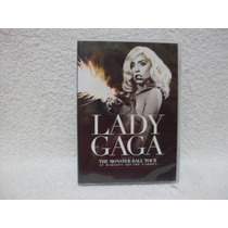 Dvd Lady Gaga- The Monster Ball Tour- At Madison Square