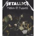 Blu-ray Metallica Master Of Puppets 2010 Bulgária - Sófia