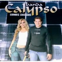 Banda Calypso - Grandes Sucessos Cd Lacrado Original Novo